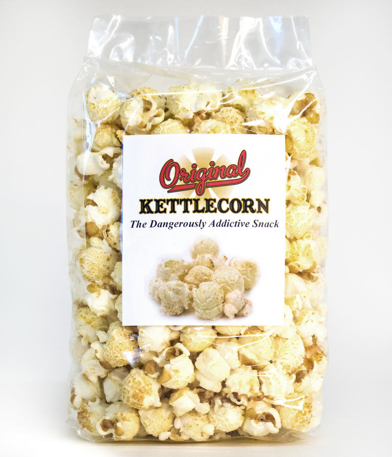 Our Retail Store - Local Popcorn
